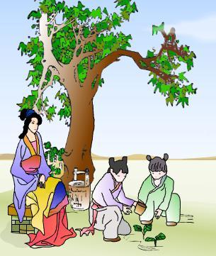描写田园生活的古诗四言绝句,~(≥▽≤)